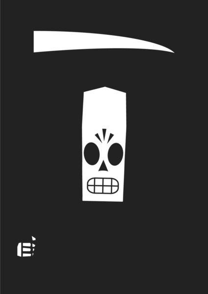 Grim Fandango Art Print by DABWood   Society6