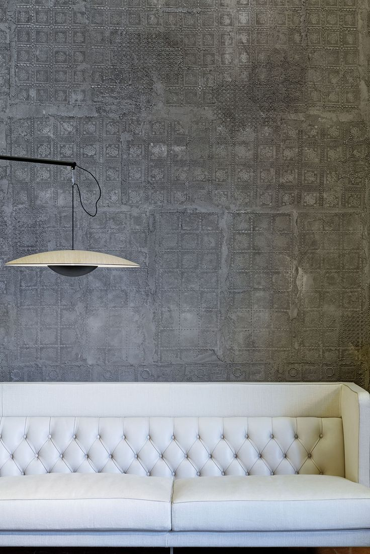 Linvisibile - TerraEvoca tactile surfaces designed by Matteo Brioni.   #internaldoors #invisibledoors #designdoors #showroom