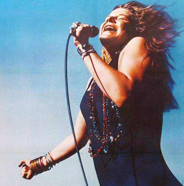 janis joplin | Janis Joplin, tan visceral y enérgica como triste y solitaria