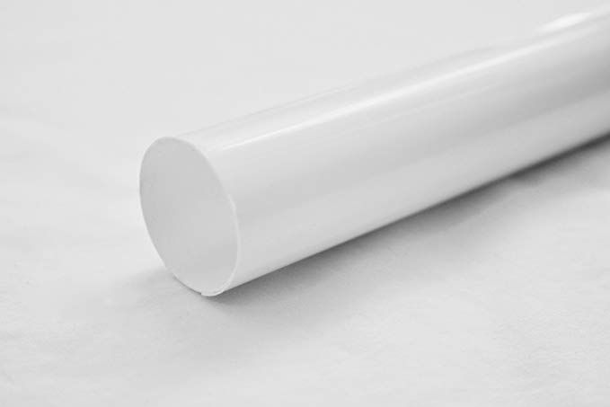 Closet Rod Cover By Jenacor Rod Cover Rod Covers Plastic Tubing Rod Protective Cover Rod Cover Sleeve White Plastic Closet Rod C Closet Rod Rod Closet Rods
