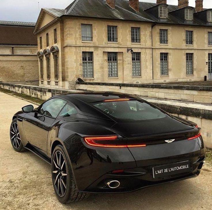 Aston Martin DB 11    www.gentlemans-essentials.com