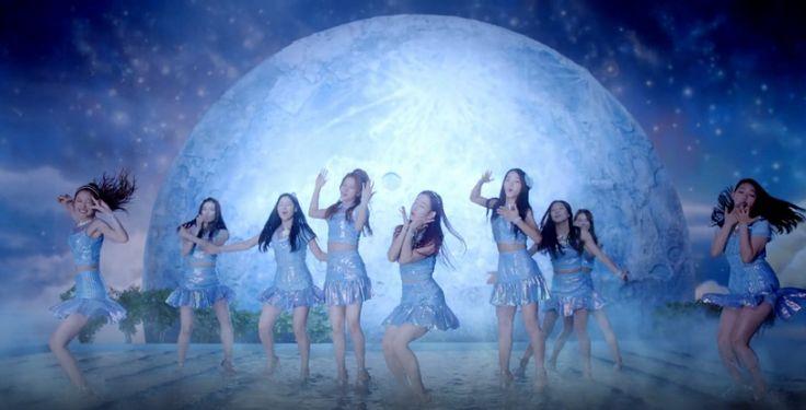 Jellyfish Entertainment unveils Gugudan's MV of 'Wonderland' | Koogle TV
