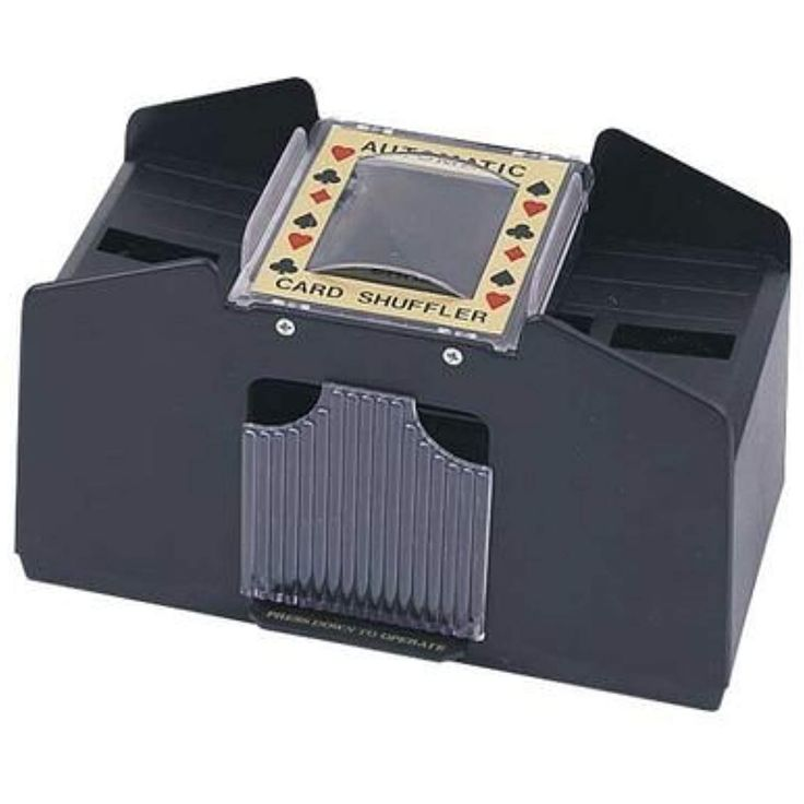 Chh imports 4 deck card shuffler you can get