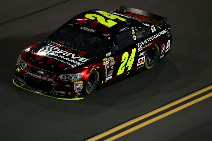 Jeff Gordon to Be Honored at Texas Motor Speedway Event