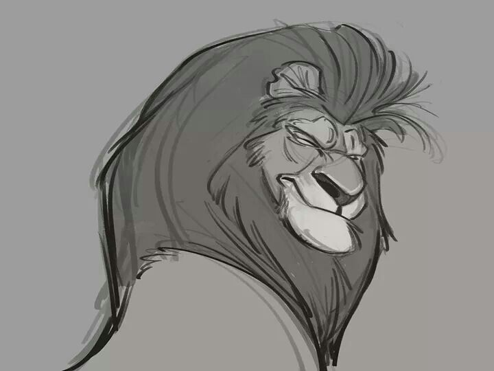 Character Design With Aaron Blaise : Best ideas about cartoon lion on pinterest how to