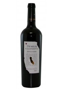 770 Miles California Zinfandel - 75cl
