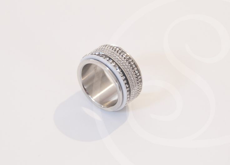 iXXXi Jewelry Ring Sandra's Combinatie Silver Zirconia