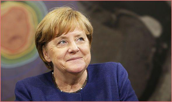 Angela Merkel Brexit European Union Germany France Emmanuel Macron