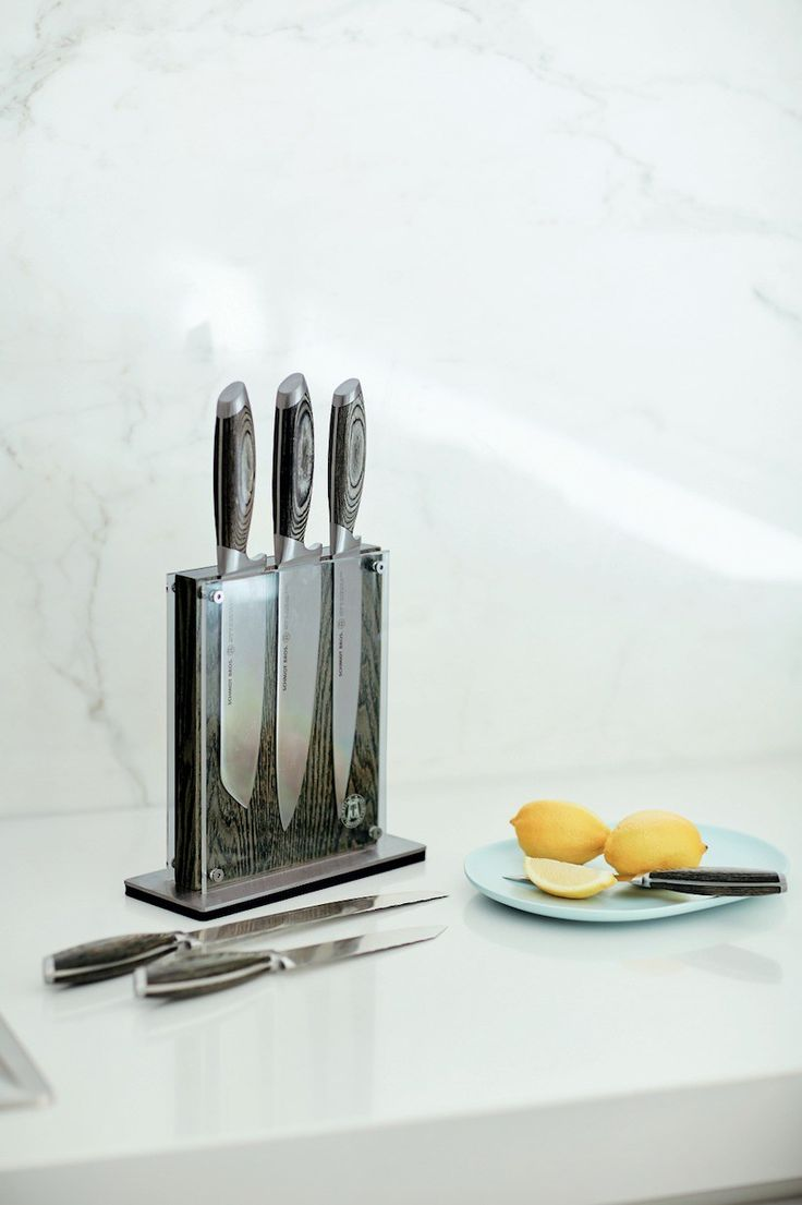 Schmidt Brothers Knife Set Lorraine Lea The Life Creative