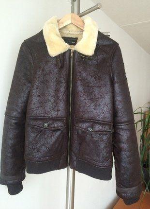 Kupuj mé předměty na #vinted http://www.vinted.cz/damske-obleceni/bundy/15051750-tepla-letecka-bunda-tally-weil