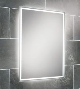Heated Bathroom Mirror Led