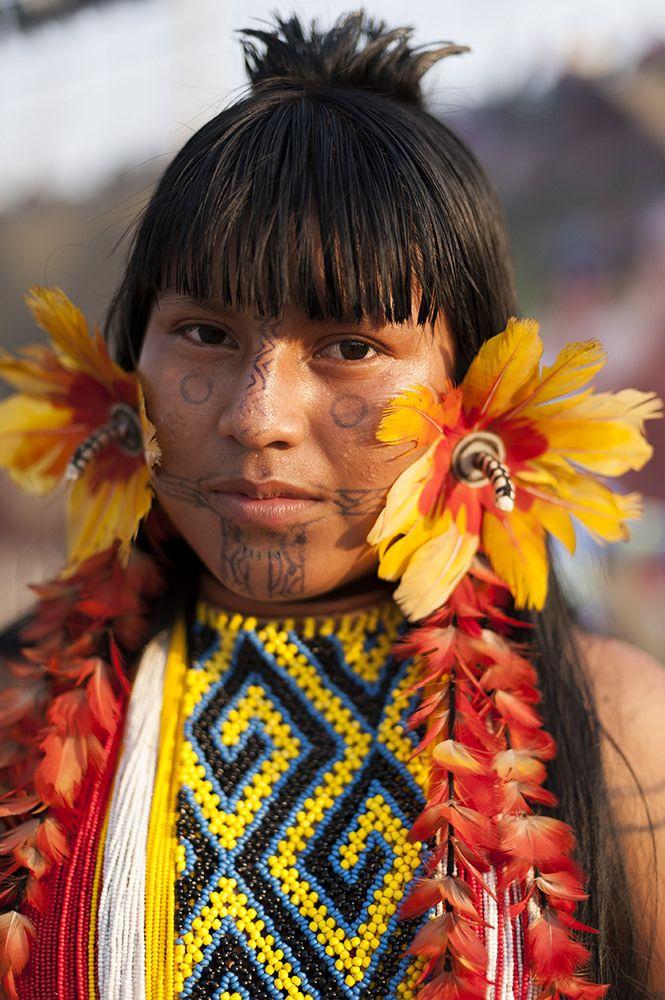 Jogos Mundiais dos Povos Indígenas - Palmas 2015   Foto Alejandro Zambrana/Sesai