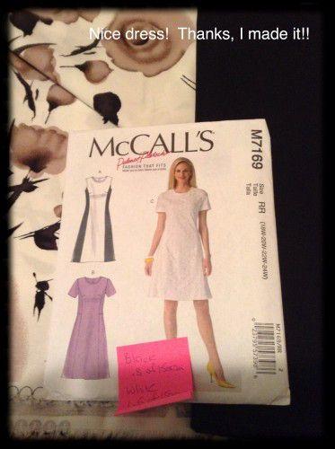 McCalls M7169