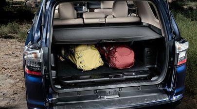 Genuine Toyota 4Runner 2010 2017 Factory Accessory Cargo Cover PT31189100 | eBay