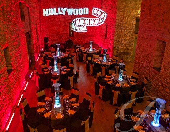 55 best hollywood glam theme images on pinterest for Old school party decorations