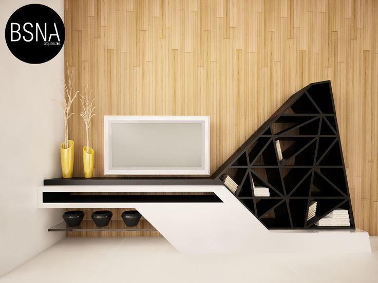 Furniture design (Inteiorismo) Besana Arquitectos. México.