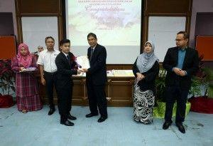 Majlis Anugerah Kecemerlangan Fakulti Sempena Konvokesyen ke 55