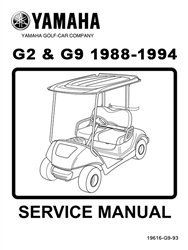 Investing in a Yamaha Golf Cart Repair Manual is a smart decision and you'll recoup your investment in the first repair. #golfcartdiy