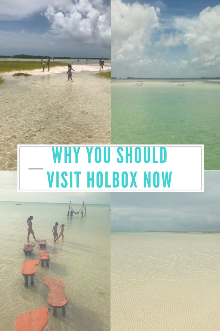 HOLBOX ISLAND A TRUE PARADISE!