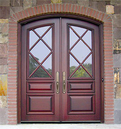 17 best images about doors on pinterest wood doors iron for French style entry doors