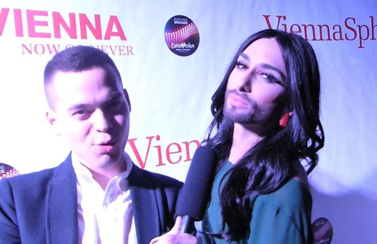 """Conchita Wurst: """"My debut album is about finding yourself or sleeping with someone"""""""
