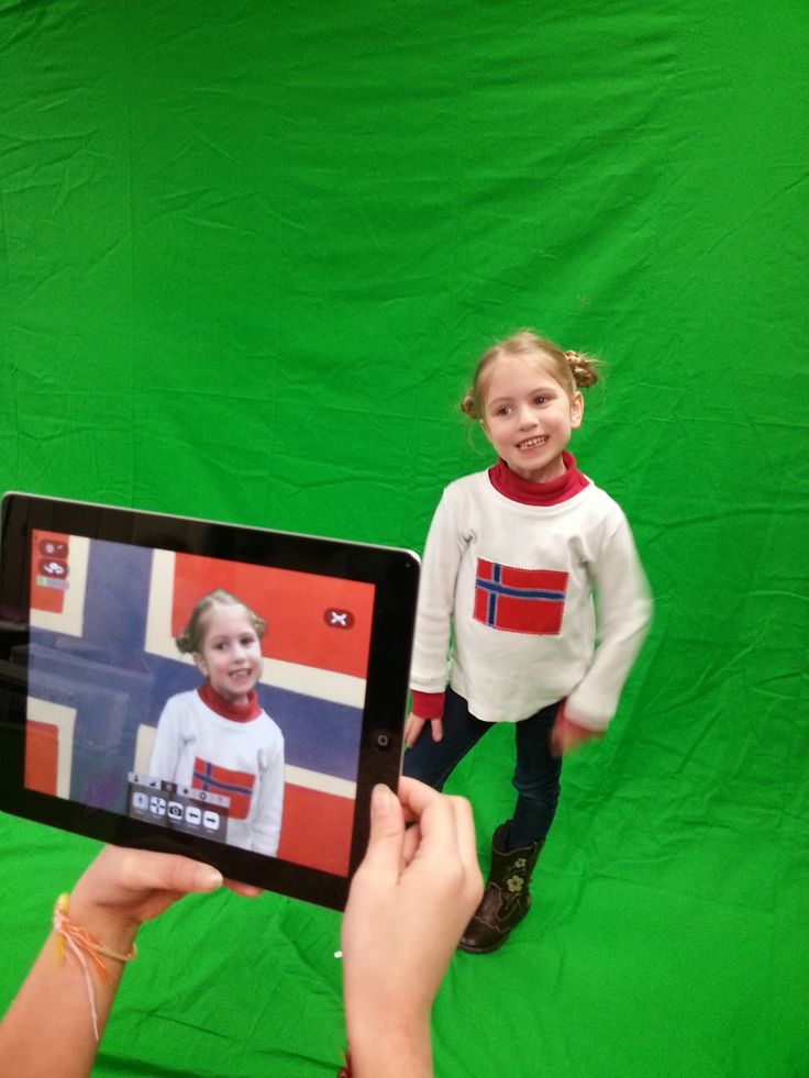 First Grade Funtastic: Green Screen Fun - Can make any picture a background for classroom videos/pictures... think social studies!