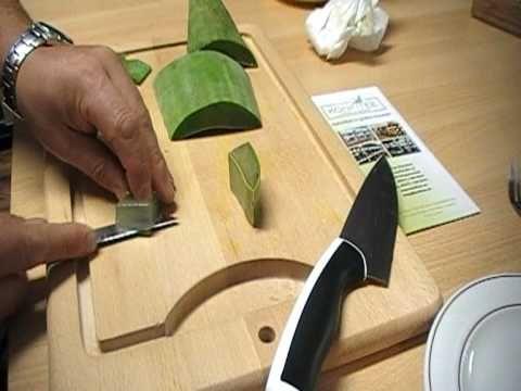 Aloe Vera Smoothie - einfaches Rezept zum Nachmachen