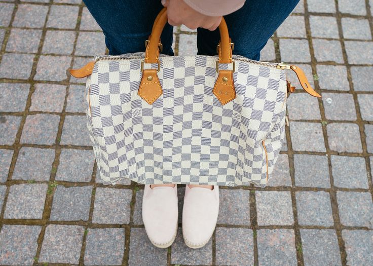 For as long as I knew of its existence, I wanted a Louis Vuitton Speedy Bag. At first, I dropped little hints to my mom whenever I could to let her know of my greatest wish. When that didn't work, I began not-so-subtly begging and pleading. At the time, I already had a small collection …