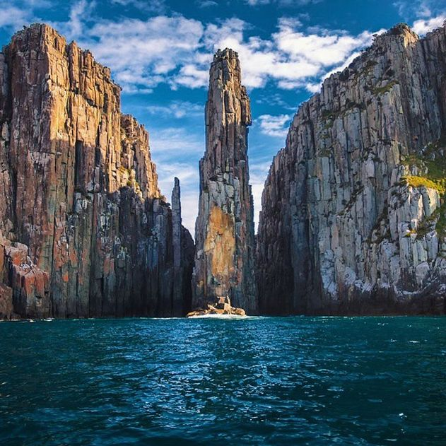 Tasman national park, Australia