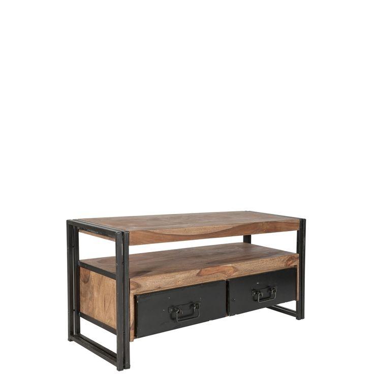 Vintage SIT Panama Lowboard Sheesham Holz Jetzt bestellen unter