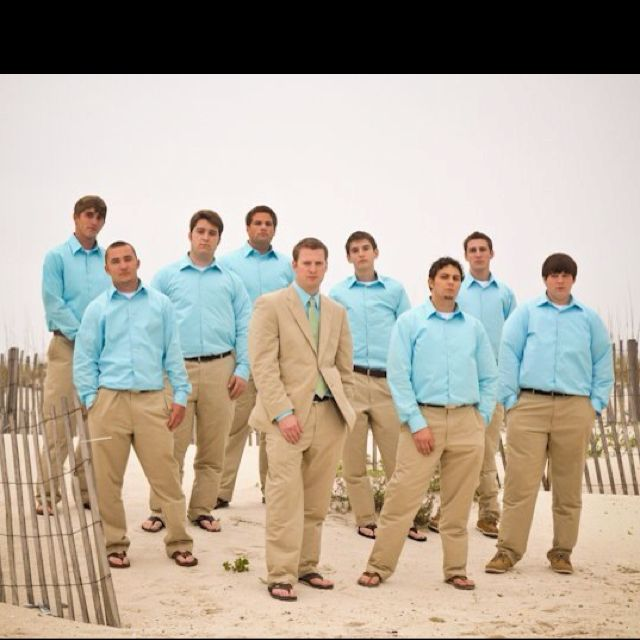 Best 25 Beach Wedding Groomsmen Ideas On Pinterest