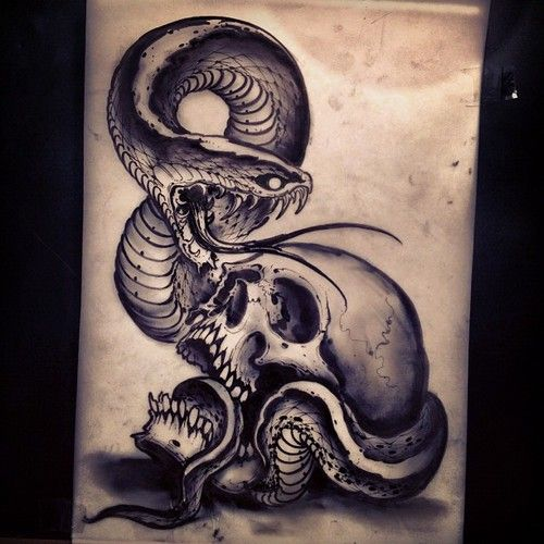 Artwork by Joao Bosco from The Family Business in London… currently a guest artist at Inner Vision Tattoo in Sydney.