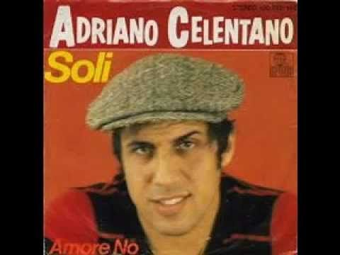 ▶ Adriano Celentano - Soli - YouTube