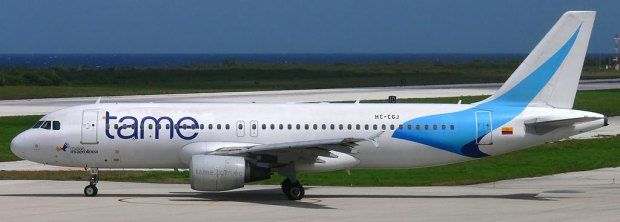 Tame Ecuador Airlines