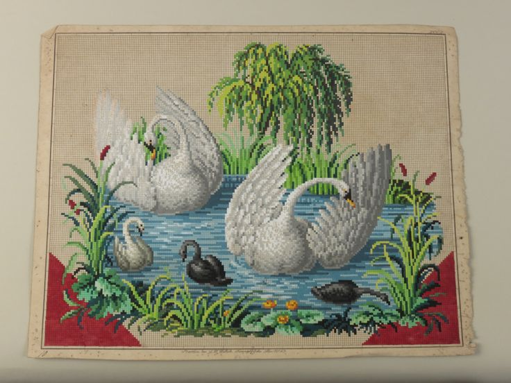 Tapestry pattern collection 286129.15 | National Trust Collections