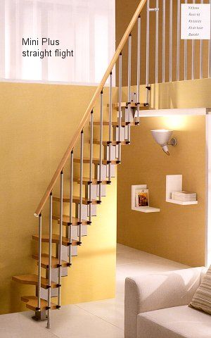 ... Loft Staircase Kits : Best Images About Loft Stairs On Pinterest  Barcelona ...