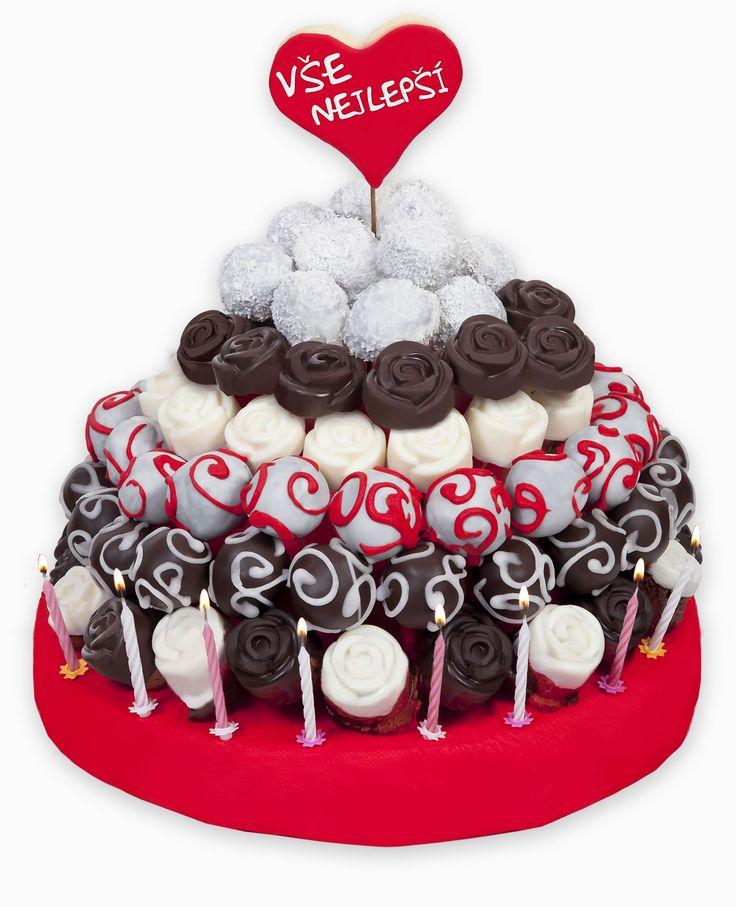 Výsledek obrázku pro narozeninový sušenkové přání