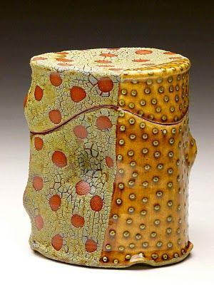 Nine Toes Pottery  Local artist Ronan Petersen