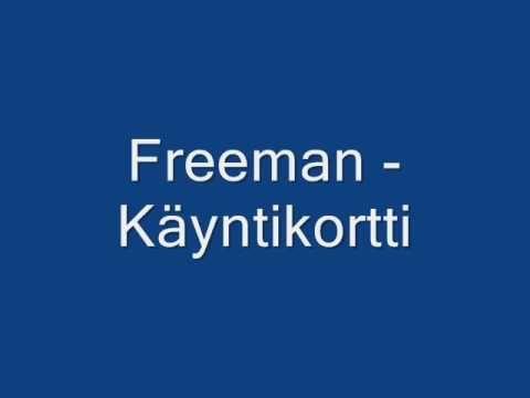 Freeman - Käyntikortti.wmv