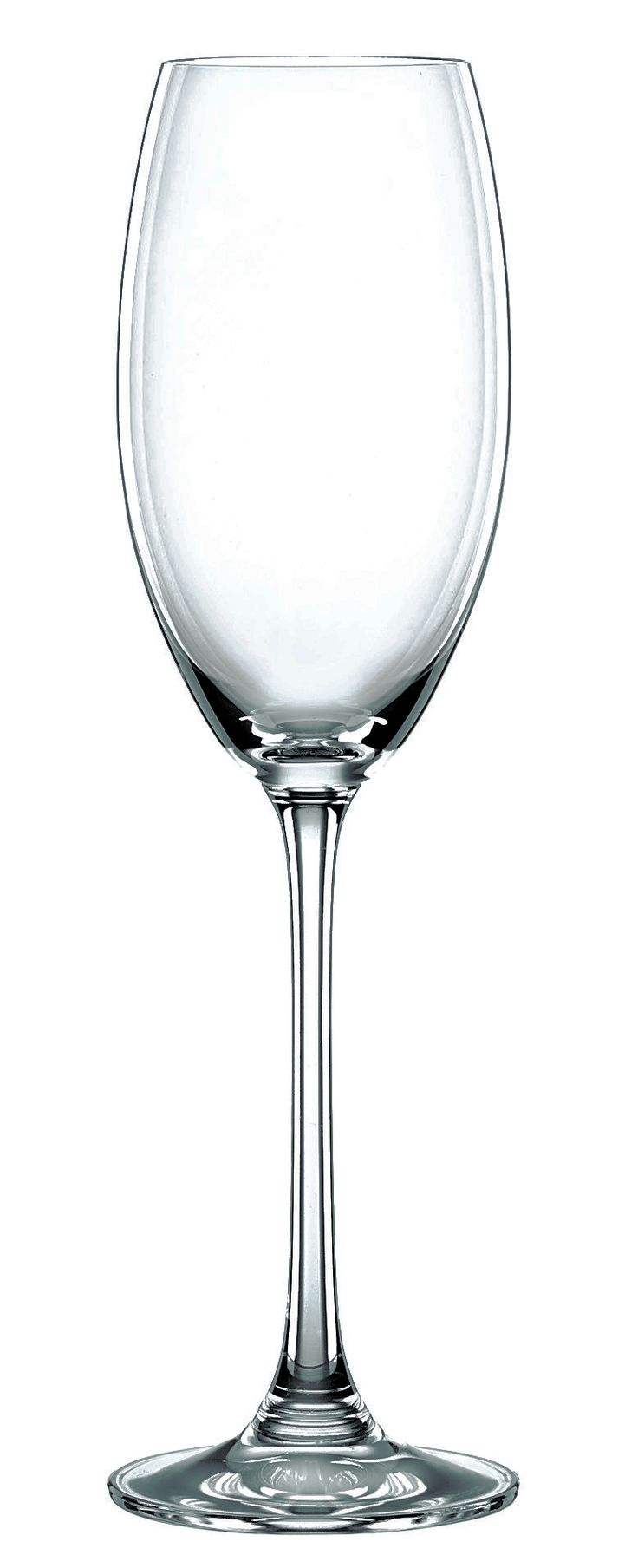 Lovely elongated stems distinguish the wine and champagne pieces, while subtle curves add understated flair to the beverage glasses. A perfect design for Prosecco and Champagne on a slender stem, the Champagne / Prosecco Glass is just the vessel for your favorite sparkling wine. Packaged here in a set of four Prosecco galsses.