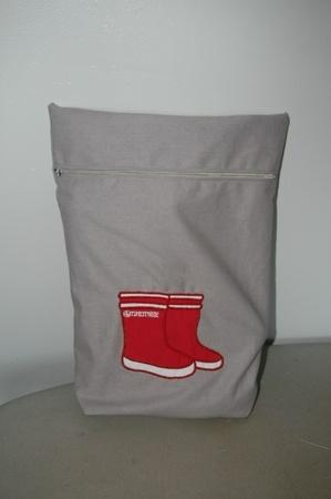 sac à bottes