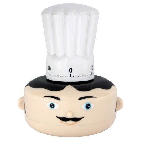 Timer de Cozinha Chef