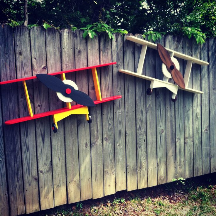 Airplane shelf for kids room or fence art. >>>>Arizona's best AVIATION THEMED RESTAURANT! Tell your friends we'd love to see them visit us at the LEFT SEAT WEST RESTAURANT, Glendale, Arizona! Check out our Facebook page! http://www.facebook.com/pages/Left-Seat-West-Restaurant/192309664138462
