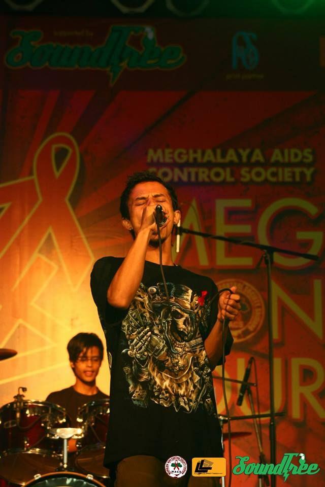 Colleague Soul Vocalist - Cornelius, Drummer- Sainkyrpang Shullai