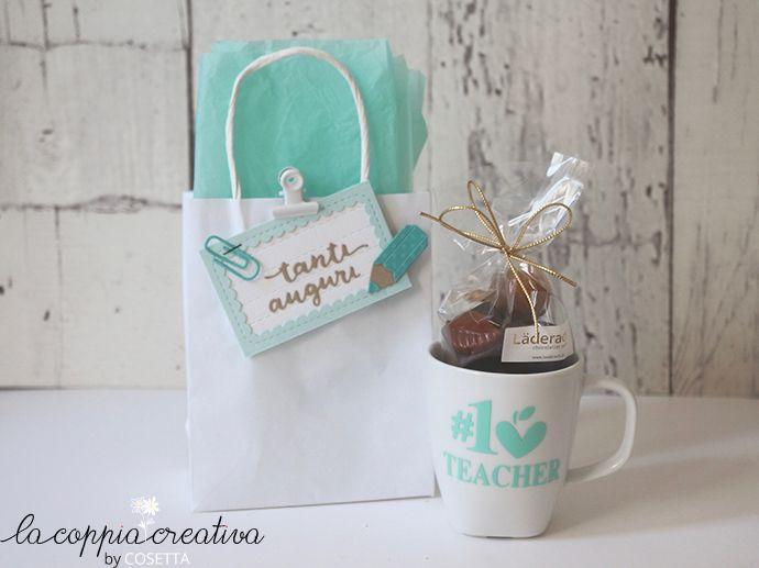 Un regalo per la maestra - La Coppia Creativa