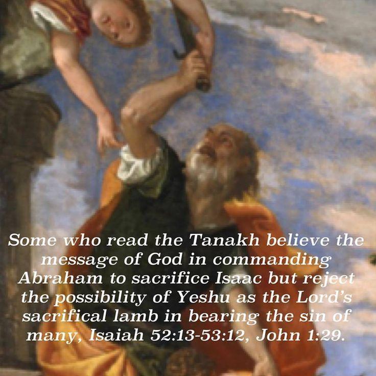 "Quotes For Jesus on Twitter: ""Isaiah 53 #sacrificeofisaac #sufferingservant #messiah #offeringforsin #judaism #jewish #tanakh #prophetisaiah #bible #god #yeshu #jesus https://t.co/XRIqgcIA7F"""
