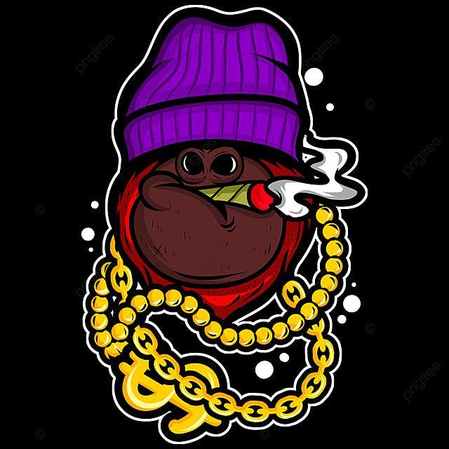 Hiphop Cartoon Illustration Logo Cartoon Tshirt Design Tshirt Png Transparent Clipart Image And Psd File For Free Download Cartoon Illustration Illustration Design Cartoon Styles