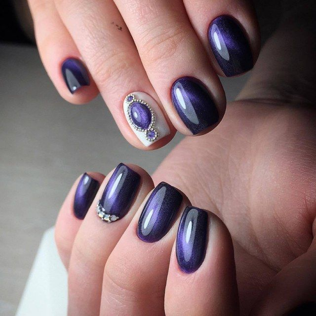 13 best Winter nail colors 2017   2018 images on Pinterest | Nail