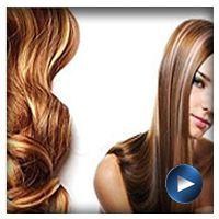 Gölge hangi saç renklerinde uygulanır ? Gölge hangi renk saçta güzel durur ? Harun Cici - Rehberim Tv
