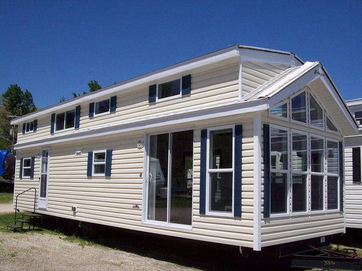 2016 kropf lakeside super loft 8029 listing on rvtrader for Loft cabins for sale